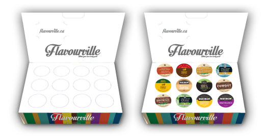 flavourville gift packs